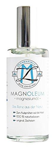 magnesium l spray zechstein magnoleum 100 ml glas spr hflasche dermatologisch klinisch getestet. Black Bedroom Furniture Sets. Home Design Ideas