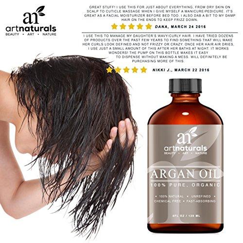 Jefirnoje die Öle für das Haar